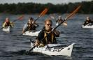Kayaking in Stockholm's archipelago